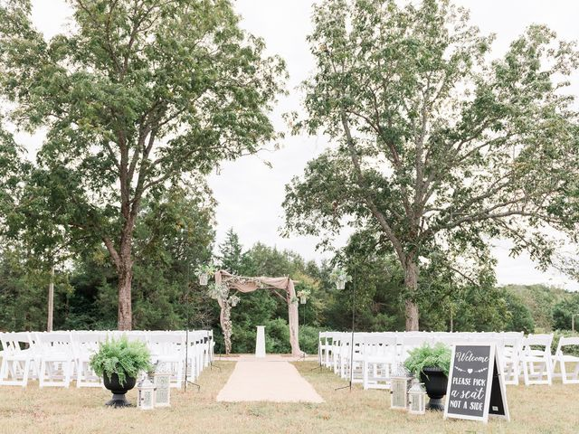 Devan and Ryan's Wedding in Woodruff, South Carolina 14