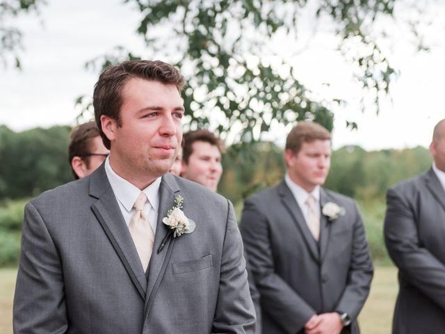 Devan and Ryan's Wedding in Woodruff, South Carolina 20