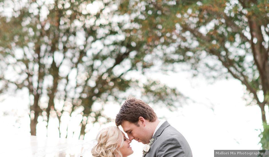 Devan and Ryan's Wedding in Woodruff, South Carolina