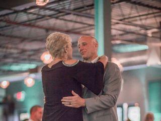 The wedding of Christine and Joe 1