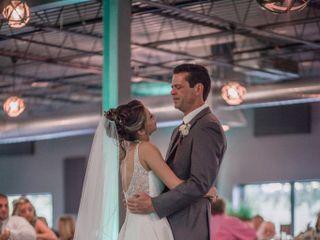 The wedding of Christine and Joe 3