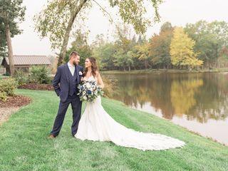 The wedding of Kaitlyn and Joey