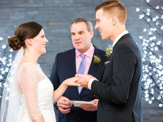 Megan and Matt's Wedding in Ontario, Ohio 11