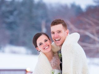Megan and Matt's Wedding in Ontario, Ohio 9