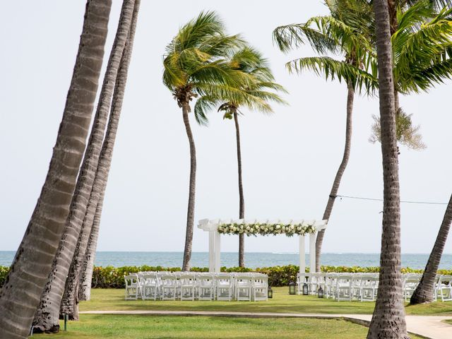 Joeseph and Melanie's Wedding in Guanica, Puerto Rico 2