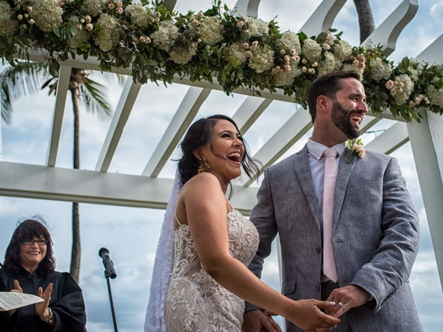 Joeseph and Melanie's Wedding in Guanica, Puerto Rico 1