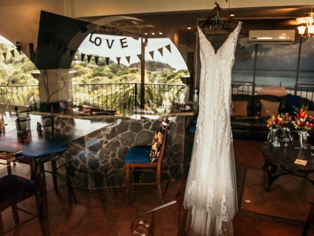 Andy and Ellen's Wedding in Playa Ocotal, Costa Rica 7