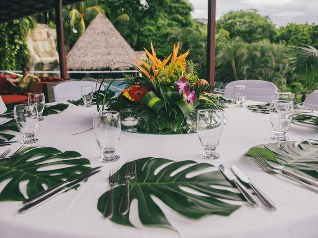 Andy and Ellen's Wedding in Playa Ocotal, Costa Rica 11
