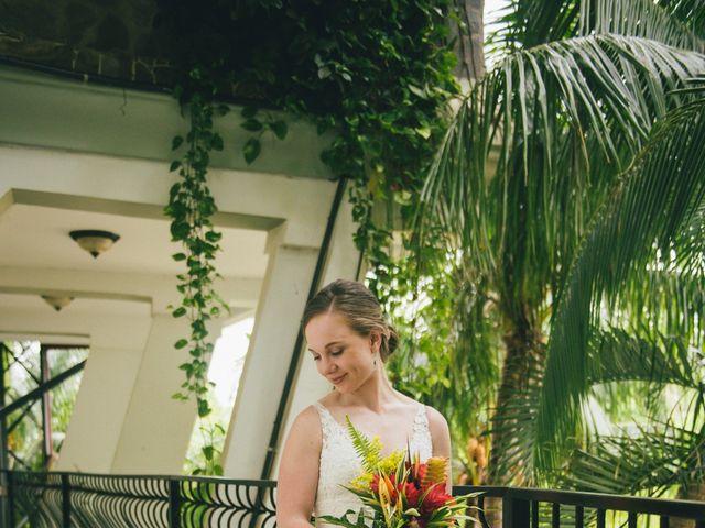 Andy and Ellen's Wedding in Playa Ocotal, Costa Rica 12