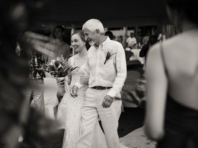 Andy and Ellen's Wedding in Playa Ocotal, Costa Rica 14