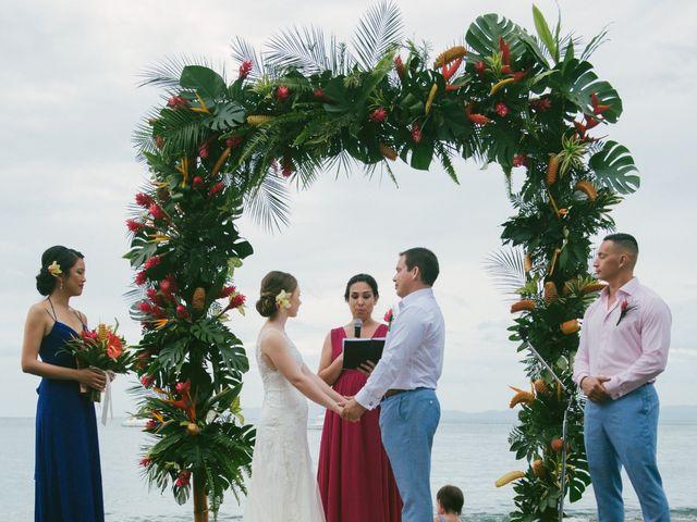 Andy and Ellen's Wedding in Playa Ocotal, Costa Rica 17
