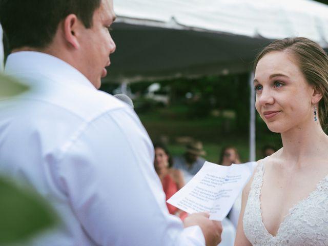 Andy and Ellen's Wedding in Playa Ocotal, Costa Rica 19