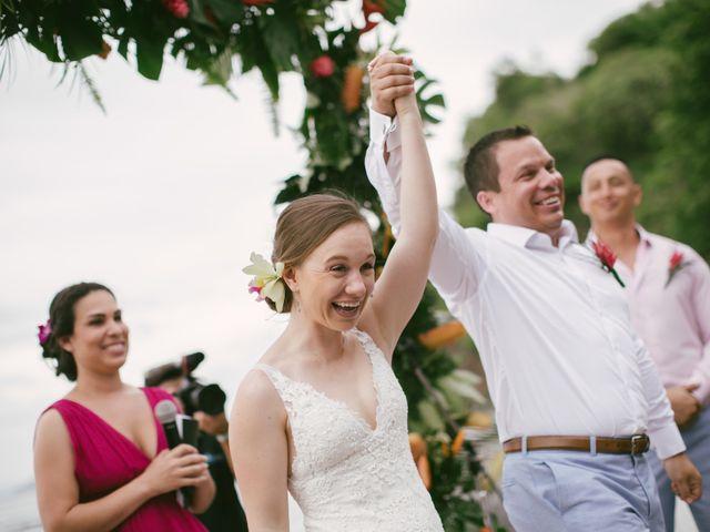 Andy and Ellen's Wedding in Playa Ocotal, Costa Rica 1