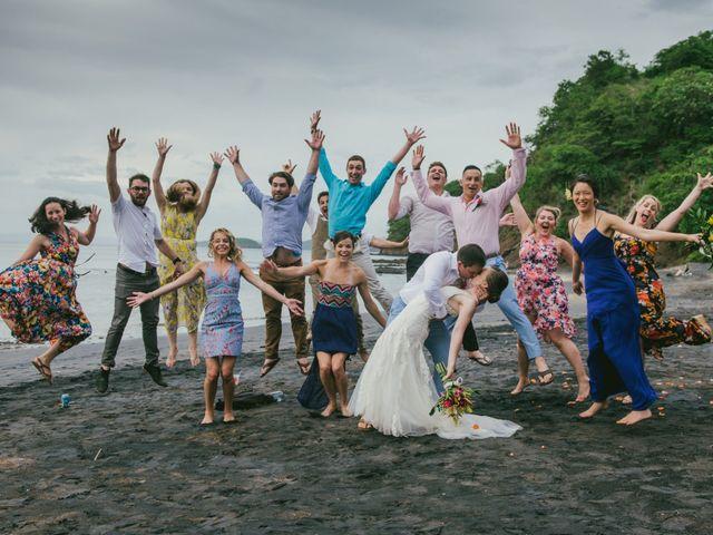 Andy and Ellen's Wedding in Playa Ocotal, Costa Rica 2