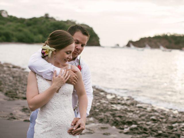 Andy and Ellen's Wedding in Playa Ocotal, Costa Rica 24