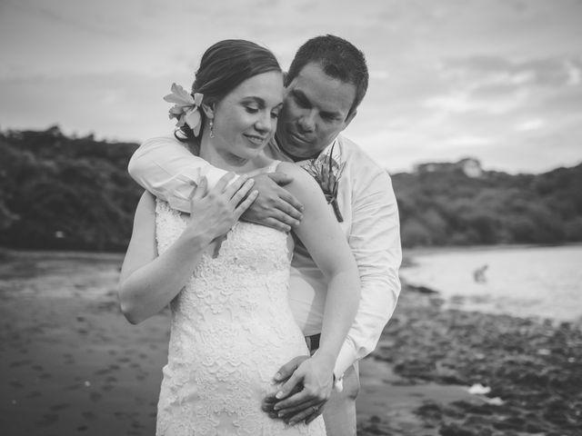 Andy and Ellen's Wedding in Playa Ocotal, Costa Rica 25