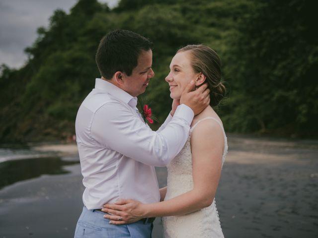 Andy and Ellen's Wedding in Playa Ocotal, Costa Rica 27