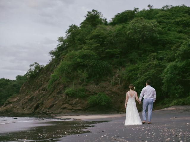 Andy and Ellen's Wedding in Playa Ocotal, Costa Rica 28