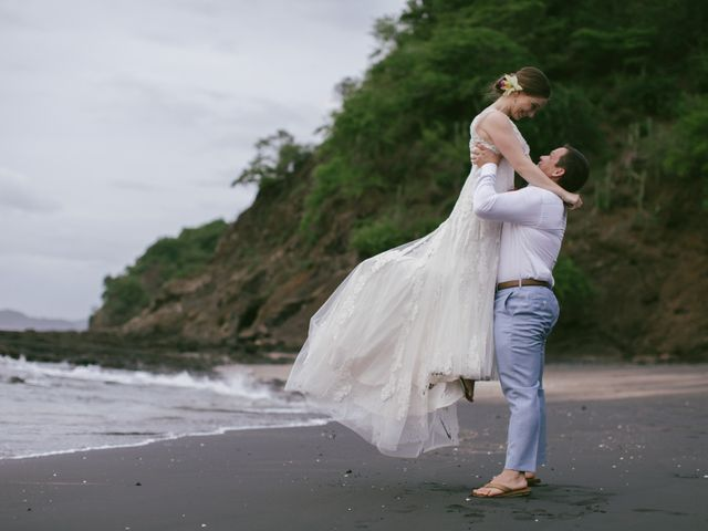 Andy and Ellen's Wedding in Playa Ocotal, Costa Rica 29