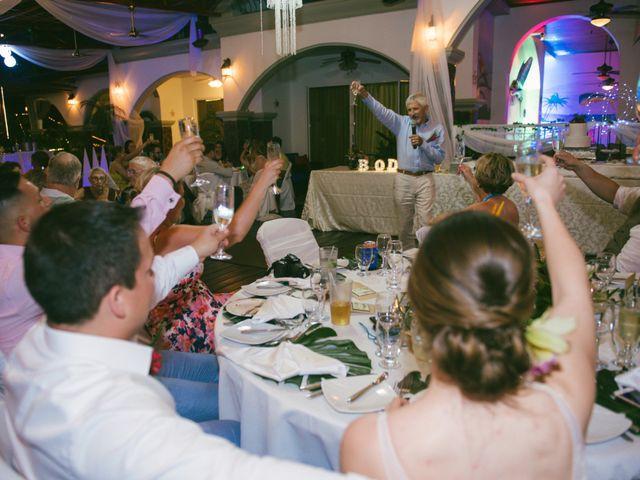 Andy and Ellen's Wedding in Playa Ocotal, Costa Rica 32