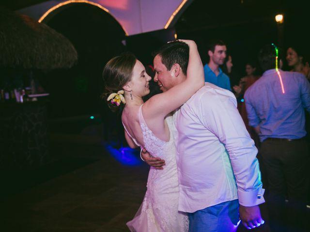 Andy and Ellen's Wedding in Playa Ocotal, Costa Rica 35