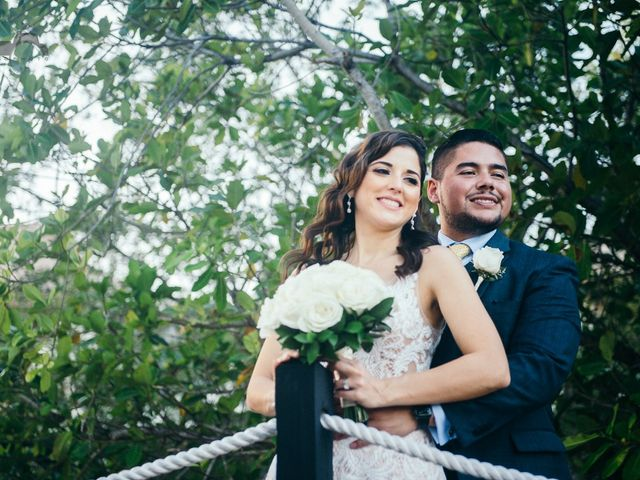 The wedding of Marielys and Jose