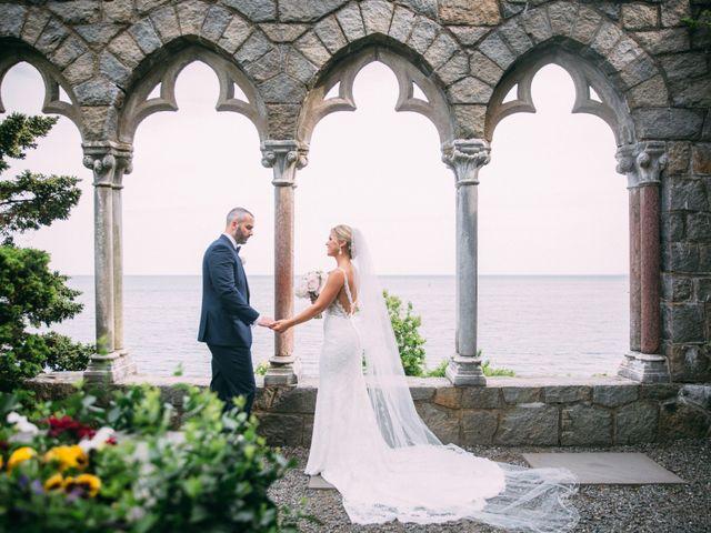 The wedding of Lorena and Evan