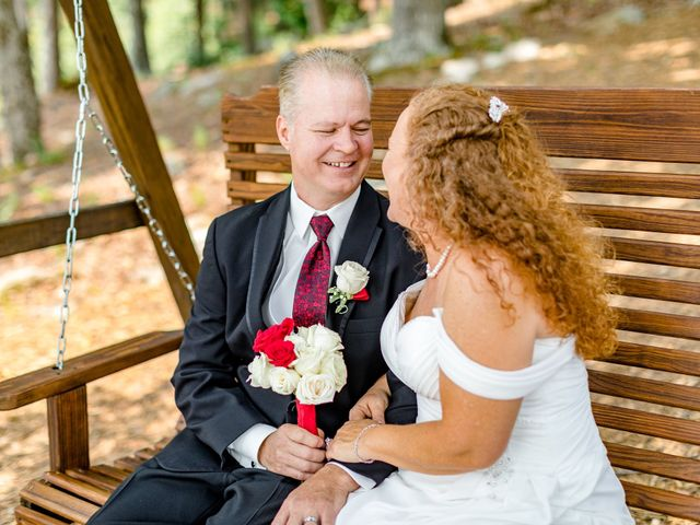The wedding of Bridget and Chris