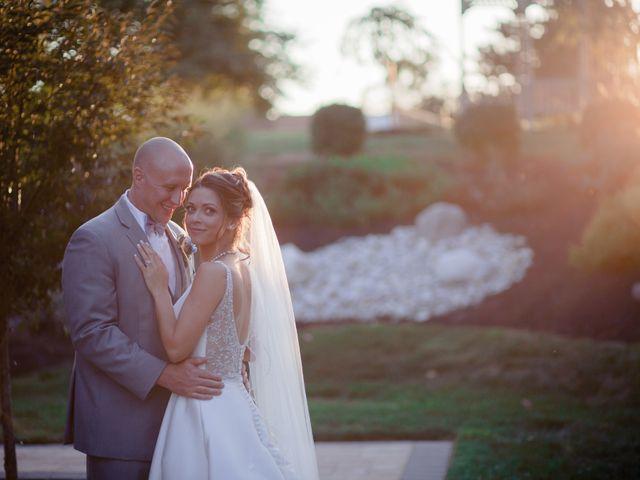Joe and Christine's Wedding in Newtown, Pennsylvania 11