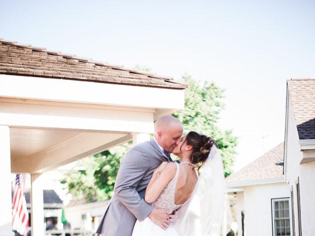 Joe and Christine's Wedding in Newtown, Pennsylvania 28