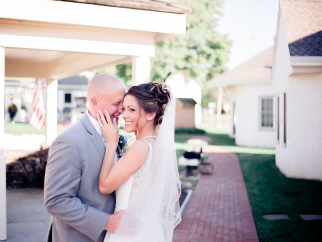 Joe and Christine's Wedding in Newtown, Pennsylvania 31