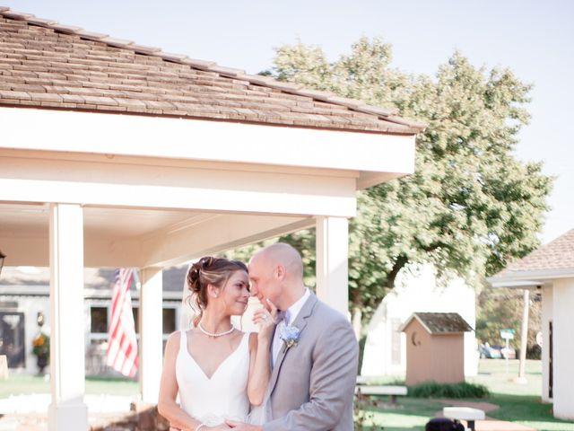 Joe and Christine's Wedding in Newtown, Pennsylvania 33