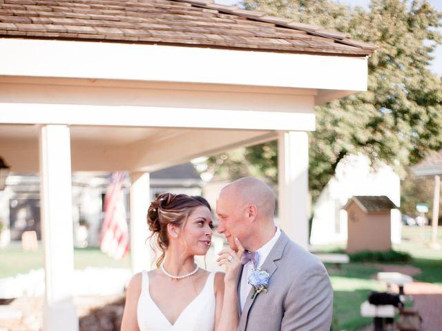 Joe and Christine's Wedding in Newtown, Pennsylvania 34