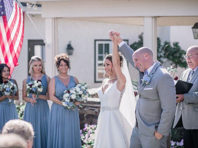 Joe and Christine's Wedding in Newtown, Pennsylvania 54