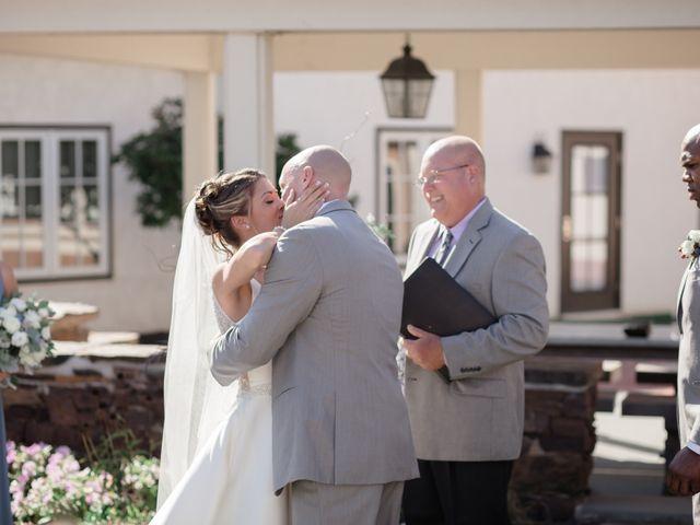 Joe and Christine's Wedding in Newtown, Pennsylvania 55