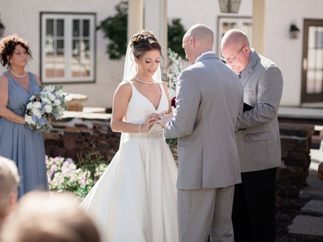 Joe and Christine's Wedding in Newtown, Pennsylvania 56