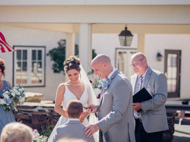 Joe and Christine's Wedding in Newtown, Pennsylvania 58