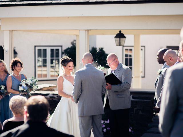 Joe and Christine's Wedding in Newtown, Pennsylvania 59