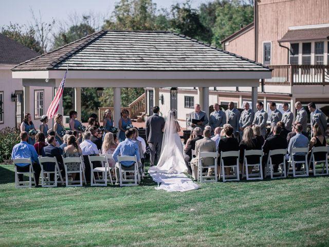 Joe and Christine's Wedding in Newtown, Pennsylvania 60