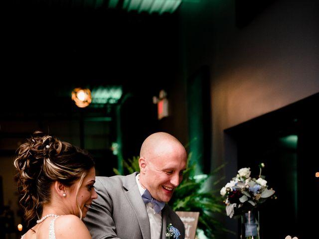 Joe and Christine's Wedding in Newtown, Pennsylvania 74