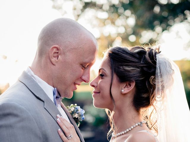 Joe and Christine's Wedding in Newtown, Pennsylvania 77