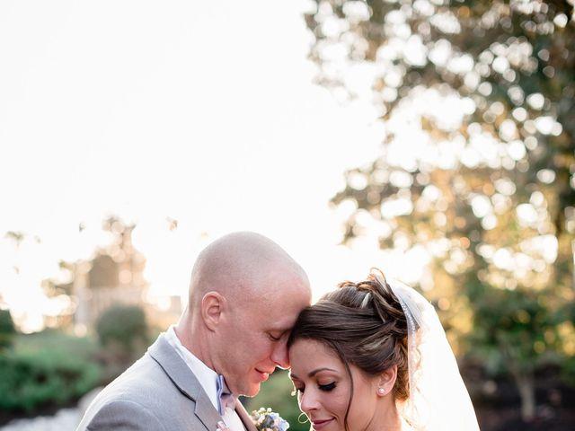 Joe and Christine's Wedding in Newtown, Pennsylvania 78