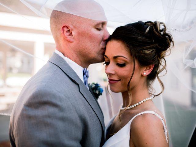 Joe and Christine's Wedding in Newtown, Pennsylvania 1