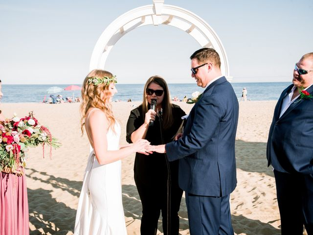 Pat and Allyson's Wedding in Long Branch, New Jersey 30