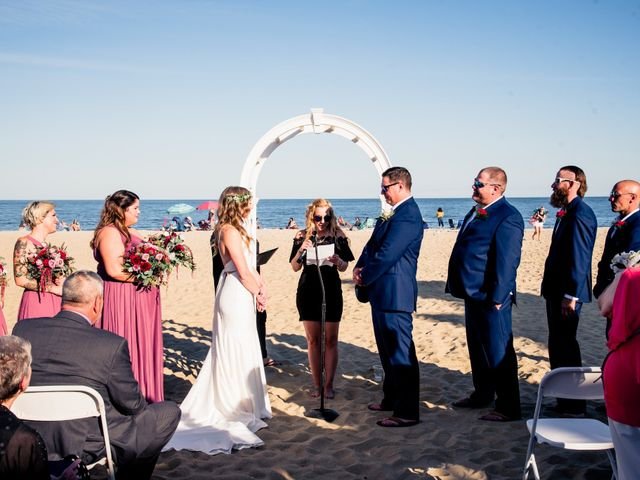 Pat and Allyson's Wedding in Long Branch, New Jersey 33