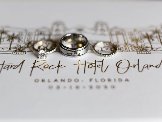 Andrew and Desiree's Wedding in Orlando, Florida 5