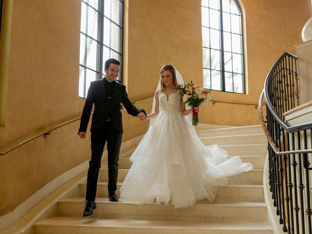 Andrew and Desiree's Wedding in Orlando, Florida 16