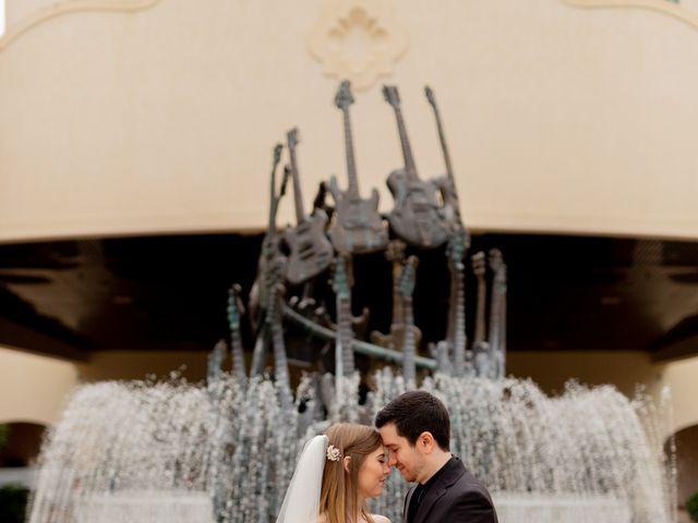 Andrew and Desiree's Wedding in Orlando, Florida 20
