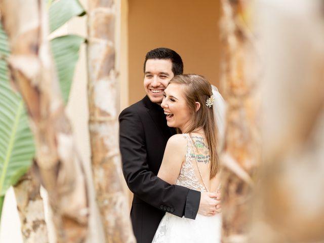 Andrew and Desiree's Wedding in Orlando, Florida 22