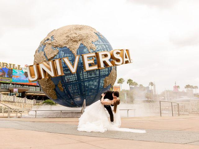 Andrew and Desiree's Wedding in Orlando, Florida 23